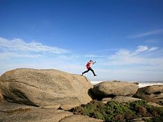 Namaqua Silver Sands Hiking Trail in the Northern Cape. Hiking in South Africa Bloom And Wild, Trail Guide, Adventure Activities, Marine Life, Hiking Trails, The Great Outdoors, West Coast, Great Places, South Africa