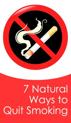 It's never too late to #quitsmoking and there are many benefits to be gained. But with enough will power one can find natural ways to quit smoking.  #NaturalRemedies #QuitSmoking