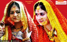 Best Matrimony site for Garhwali Kumaoni boys and girls Indian Jewellery Design, Indian Jewelry, Bridal Looks, Bridal Style, Bridal Accessories, Jewelry Accessories, Matrimonial Sites, Jewelry Design Earrings, Bridal Fashion