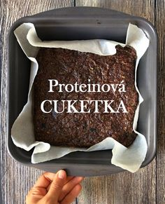 Healthy Cake, Healthy Recipes, Healthy Food, Czech Recipes, Sweet Treats, Food And Drink, Low Carb, Nutrition, Yummy Food
