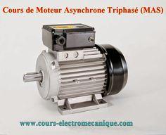 Cours de Moteur Asynchrone Triphasé (MAS) ~ Cours D'Electromécanique