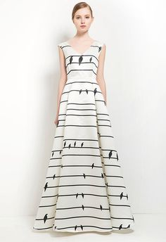Sing a Love Song Maxi Prom Dress in Stripes - Retro, Indie and Unique Fashion