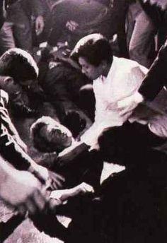 June 5, 1968  RFK assassinated