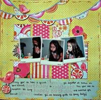 A Project by Heather Leopard from our Scrapbooking Gallery originally submitted 12/13/10 at 06:41 PM