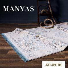 Doğanın ihtişamını taşıyan Manyas görkemli detaylarıyla evinize baharı getirsin. #AtlantikEtkisi www.atlantikhali.com