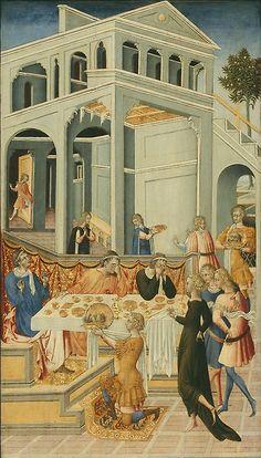 The Head of Saint John the Baptist Brought before Herod Jean Baptiste, Norway Travel, Museum, John The Baptist, Art Institute Of Chicago, Medieval Art, 15th Century, Religious Art, Art Google