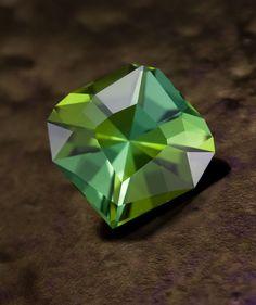 Sweet Echo • Afghan Tourmaline 1.40 carats • Jeffrey Hunt • Fine Art Gemstones