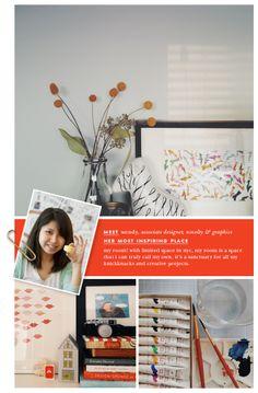 meet wendy, our associate designer (kate spade new york home)