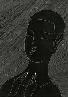 김대현 Daehyun Kim - 무나씨 드로잉 Moonassi drawing