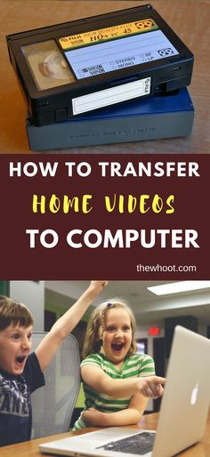 Transfer Home Videos To Computer Easy Video Instructions