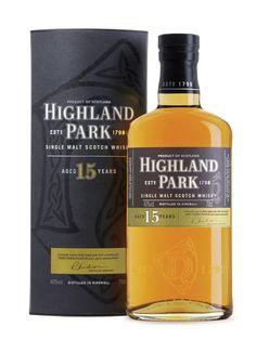 HIGHLAND PARK 15 ans