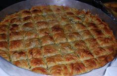 Screen Shot at Food Network Recipes, Food Processor Recipes, Cooking Recipes, Greek Pastries, Pastry Cook, Pastry Art, Macedonian Food, Greek Cooking, Greek Dishes