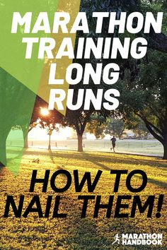 This marathon training guide is perfect for explaining how to nail your long runs - those weekly, slow runs that increase your runner's endurance. Half Marathon Tips, Half Marathon Motivation, Running Half Marathons, Half Marathon Training Plan, Long Runs, Running For Beginners, Training Schedule, Marathon Runners, Training Motivation