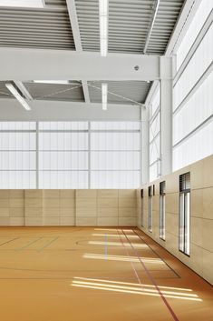 Sports Hall Zehlendorfer Welle,© Jan Bitter