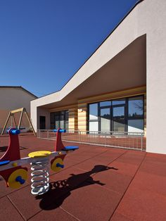 "Escuela Infantil ""Selo"" / Kindergarten ""Selo"" - Archkids. Arquitectura para niños. Architecture for kids. Architecture for children."