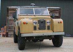 1960 Land Rover