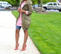 MARLEY SIMONE: Zara Parker & Oversized H Sweater