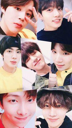 BTS Lockscreen // wallpapers 💜 Bts Bangtan Boy, Bts Boys, Jimin, Foto Bts, Park Ji Min, Jung Kook, K Pop, Bts Official Light Stick, Les Bts