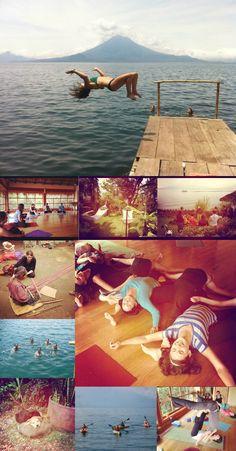 Guatemala Wellness Retreat at Villa Sumaya