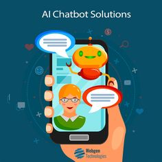 In the era of automation, you cannot let your business lag behind. Contact Webgen Technologies to develop the most efficient BoT solution, specifically designed for your business. #ConversationalAI #Chatbots #ArtificialIntelligence #BotPlatform #MachineLearning #BotDevelopment #BotBuildings #AI #ML #BusinessIntelligence #Bot #GrowthHacking #chatbotdevelopmentcompany #VirtualAssistants #chatbotdevelopment #ChatbotMarketingServices #ChatbotServices Business Intelligence, Machine Learning, Software Development, Blockchain, Apps, Technology, Tech, Tecnologia, App