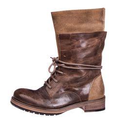 Zeha Berlin - Urban Classic - Army - Military Boots - Stiefel - Womenswear - New Collection www.zeha-berlin.de