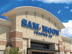 Sam Moon Trading Company - Arlington It's a jewelry/accessories store and I heard it was awesome.