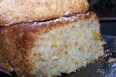 Cocina Fácil Sin Gluten: Bizcocho de manzana SIN gluten, sin huevo y sin lactosa