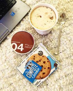 Mini-renovering av bloggen! | Camilas | addicecream LennyandLarrys Protein cookie