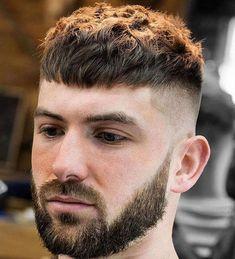 Edgar Haircut with Choppy Hair - Best Edgar Haircut Styles For Men: Cool Edgar Cut For Latino Guys #menshairstyles #menshair #menshaircuts #menshaircutideas #menshairstyletrends #mensfashion #mensstyle #fade #undercut #barbershop #barber Top Haircuts For Men, Trendy Mens Haircuts, Cool Hairstyles For Men, Best Short Haircuts, Popular Haircuts, Men's Haircuts, Barber Haircuts, Trendy Hair, Grand Front