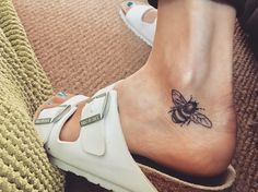 Image result for bee tattoo