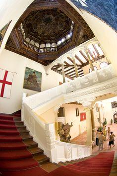 Ayuntamiento de Zaragoza.Monumentos. Palacio de la Real Maestranza de Caballería - Antigua Casa de Miguel Donlope