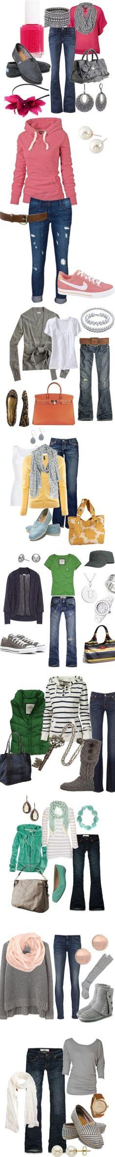 Fun Ideas for Clothes Combos