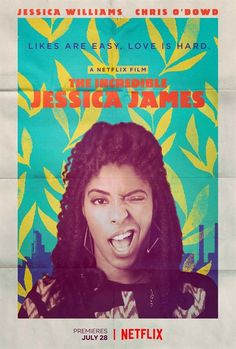 The Incredible Jessica James . Watch Live Quality Movie Stream The Incredible Jessica James . Jessica James, Romantic Comedies On Netflix, Best Romantic Comedies, Romantic Movies, Film 2017, 2017 Movies, James Movie, Maisie Williams, Jessica Williams