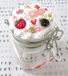 Yummy Mini Deco Den - Glass Jar by Sabrina Dee Berry, via Flickr