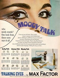 Moody Talk by Max Factor