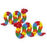 Orange Tree Toys Puzzle Snake Alphabet Our colourful, educational wooden snake puzzle is double sided, with upper and lowercase alphabet letters on either side. A fun way to help your child to learn their ABC. (Barcode EAN = 5067064306115) http://www.comparestoreprices.co.uk/kids-games/orange-tree-toys-puzzle-snake-alphabet.asp