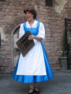 Belle in Beauty and the Beast I loved this actress. The first Belle I ever met!