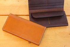シンプルに使う長財布