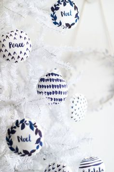 Save a bit of money on your holiday decor this year with DIY ornaments to decorate your tree! These fabric ornaments are a simple tutorial and holiday craft to help get your home ready for guests.