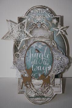 Cinderella`s dreamcardsblog: Jingle All the Way .....