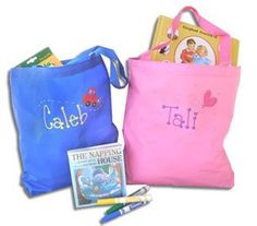 Party Favor Tote Bag - starting at $5.99