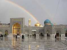 Imam Reza Shrine (Mashhad, Iran)