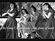 The Gang Corporation - The glass of sand (Svend Christensen)  from the album - Bring back the music 1997.  Svend Christensen: Bass,guitar,vocal.. - Lasse Luffe: Keyboard,guitar,drums. - Ronnie Griesau: Vocal. - Lotte Henriks: Vocal.  Min mor sider som nr. 2 fra venste. (Ani Elva Christensen) Love you mother...