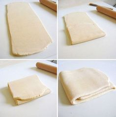 Fed up with industrial, processed puff pastry sheets? Making your homemade puff pastry requires a bit of practice, but isn't so difficult. Follow these simple steps to have your dough ready for mak…
