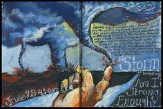 Art Journaling by Lisa Cheney Jorgensen  http://www.flickr.com/photos/lisacheney-jorgensen/6031637746/in/photostream/lightbox/