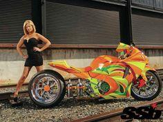 2011 Suzuki Hayabusa   Second Round Knockout   Super Streetbike