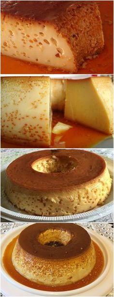 PUDIM FURADINHO,NOSSA QUE DELICIA!! VEJA AQUI>>>Tampe a forma de pudim com papel alumínio e também a forma maior para acelerar o cozimento, deixe cozinhar no fogo baixo em cima do fogão por 1 hora #receita#bolo#torta#doce#sobremesa#aniversario#pudim#mousse#pave#Cheesecake#chocolate#confeitaria