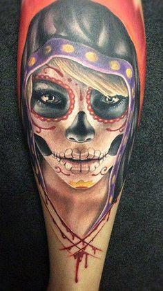 Otro #tatuaje, seguro les gustará de lo bien hecho que está!!
