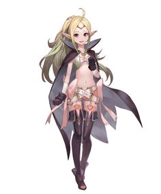 Nowi (Fire Emblem Heroes) from Fire Emblem Awakening Fantasy Girl, Chica Fantasy, Anime Fantasy, Fire Emblem Awakening, Anime Girl Hot, Kawaii Anime Girl, Anime Art Girl, Fire Emblem Characters, Fantasy Characters