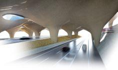Proyecto 'e(CO)stratègia' de Sau Taller d'Arquitectura busca tejer flujos biológicos y urbanos de Barcelona